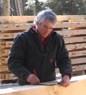 Pete Newton, Timber Frames